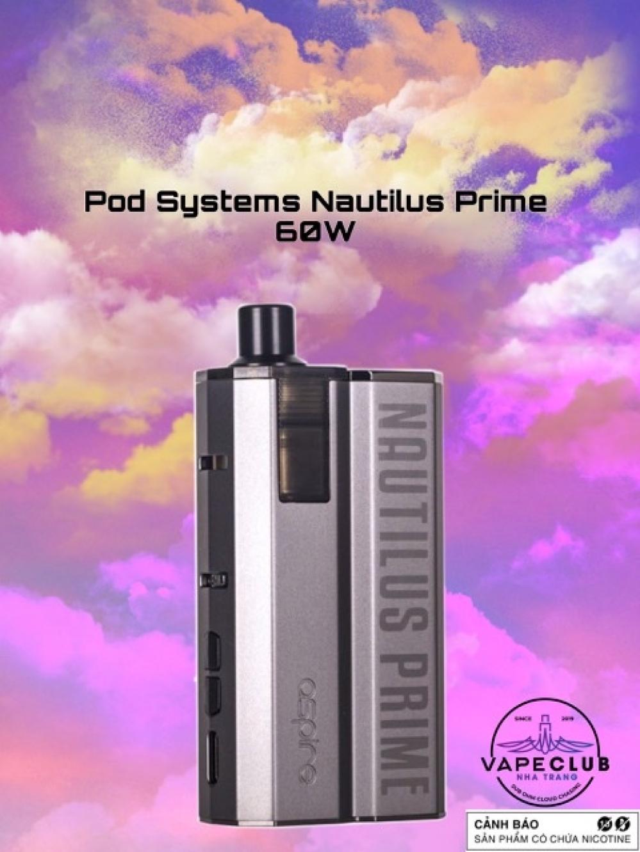 NATIPUS PRIME 60W